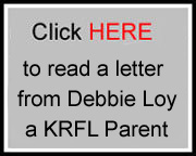 A letter from a KRFL Parent
